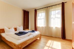 Ferienwohnungen Strandvilla Börgerende, Apartments  Börgerende-Rethwisch - big - 16