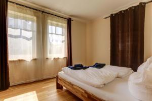 Ferienwohnungen Strandvilla Börgerende, Appartamenti  Börgerende-Rethwisch - big - 22