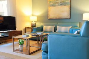 Apartamento en la Isla de la Toja, Apartments  Isla de la Toja - big - 17