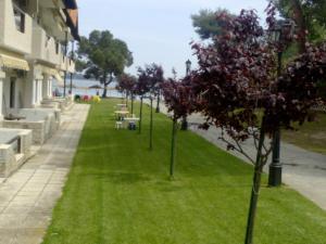 Haus Platanos, Апартаменты  Вурвуру - big - 70