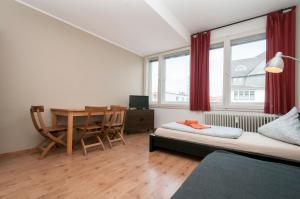 City-Appartements Nordkanalstraße, Apartmány  Hamburg - big - 11