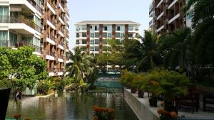 Diamond Suites Condo No.379/42, Apartmány  Pattaya South - big - 16