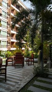 Diamond Suites Condo No.379/42, Apartmány  Pattaya South - big - 17