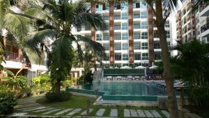 Diamond Suites Condo No.379/42, Apartmány  Pattaya South - big - 18