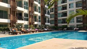 Diamond Suites Condo No.379/42, Apartmány  Pattaya South - big - 20