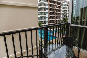 Diamond Suites Condo No.379/42, Apartmány  Pattaya South - big - 21