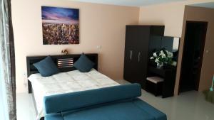 Diamond Suites Condo No.379/42, Apartmány  Pattaya South - big - 24