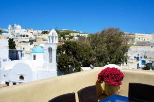 Santorini Heritage Villas, Vily  Megalokhori - big - 86