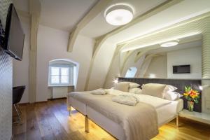 Golden Star, Hotels  Prag - big - 18