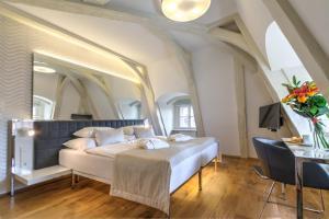 Golden Star, Hotels  Prag - big - 19