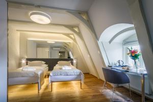 Golden Star, Hotels  Prag - big - 20