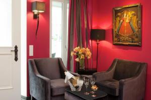 Hotel im Hof, Hotely  Mnichov - big - 22