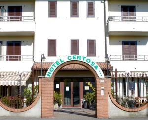 Hotel Certosa, Hotel  Certosa di Pavia - big - 47