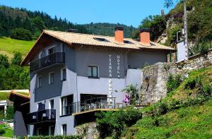 Hotel Txanka Erreka, Hotels  Orio - big - 8