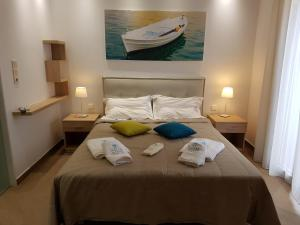 Polis Boutique Hotel, Hotely  Naxos Chora - big - 4