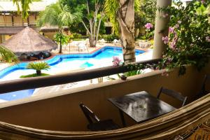 Two-Bedroom Apartment -  Duplex Pool View With Balcony