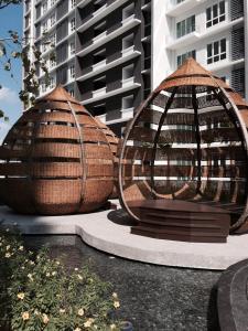 Luxury Tropez Residence, Apartmány  Johor Bahru - big - 24