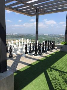 Luxury Tropez Residence, Apartmány  Johor Bahru - big - 27