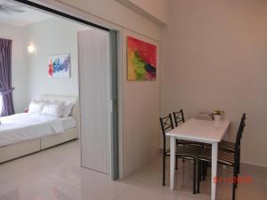 Luxury Tropez Residence, Apartmány  Johor Bahru - big - 39