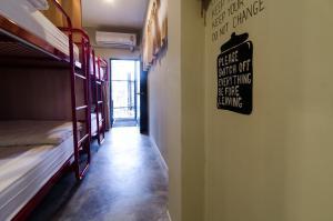 4-Bed Mixed Dormitory Room