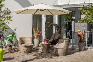 B&B Villa Verde, Отели типа «постель и завтрак»  Зальцбург - big - 47