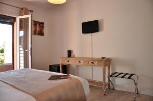Hôtel de la Vierge Noire, Hotel  Sainte-Maxime - big - 19