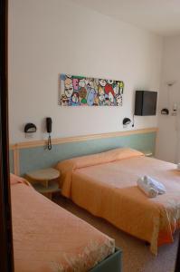 Hotel Lux, Hotely  Cesenatico - big - 10
