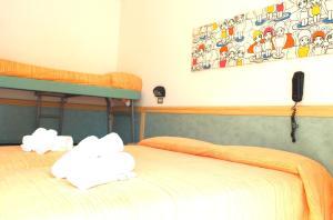 Hotel Lux, Hotely  Cesenatico - big - 11