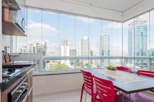 To Be Paulista Residence, Apartmány  Sao Paulo - big - 53
