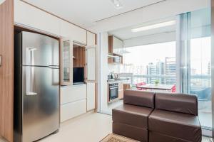 To Be Paulista Residence, Apartmány  Sao Paulo - big - 50