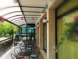 Hotel Lux, Hotely  Cesenatico - big - 43