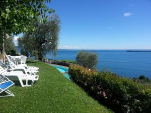 La Villa Fasano, Aparthotely  Gardone Riviera - big - 63