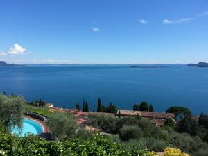 La Villa Fasano, Aparthotely  Gardone Riviera - big - 64