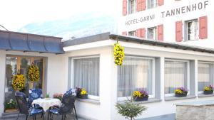 Hotel Tannenhof, Hotely  Zermatt - big - 19