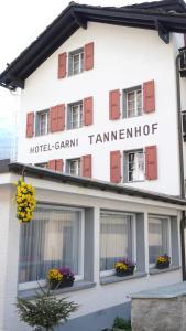 Hotel Tannenhof, Hotely  Zermatt - big - 1