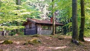 Chata Bokebacken Linderöd Švédsko