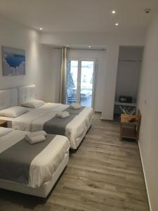 Acrogiali Hotel, Hotels  Platis Yialos Mykonos - big - 21