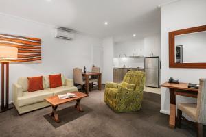 Apartamento Executive de 2 dormitorios