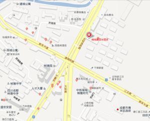 Meilihua Hotel, Hotely  Chengdu - big - 23