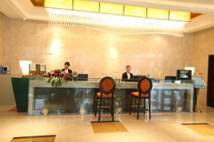 Meilihua Hotel, Hotely  Chengdu - big - 22