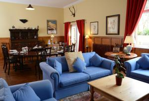 The Old School, Bed and breakfasts  New Cumnock - big - 95