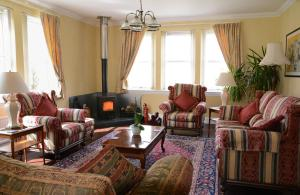 The Old School, Bed and breakfasts  New Cumnock - big - 62