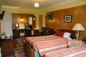 The Old School, Bed and breakfasts  New Cumnock - big - 45