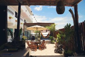 Hostelito Chetumal Hotel + Hostal, Ostelli  Chetumal - big - 32