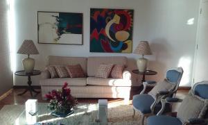 Apartamento Lagoa Ipanema, Penziony  Rio de Janeiro - big - 22
