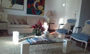 Apartamento Lagoa Ipanema, Penziony  Rio de Janeiro - big - 24