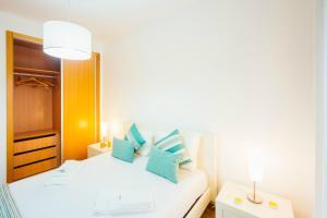 Muralha - Holiday Beach Apartments, Apartmány  Nazaré - big - 6