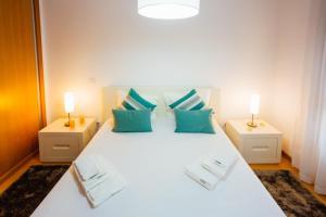 Muralha - Holiday Beach Apartments, Apartmány  Nazaré - big - 7