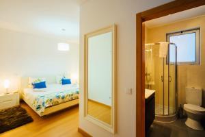 Muralha - Holiday Beach Apartments, Apartmány  Nazaré - big - 8