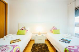 Muralha - Holiday Beach Apartments, Apartmány  Nazaré - big - 12